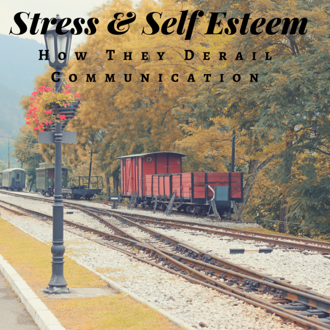 stress-self-esteem